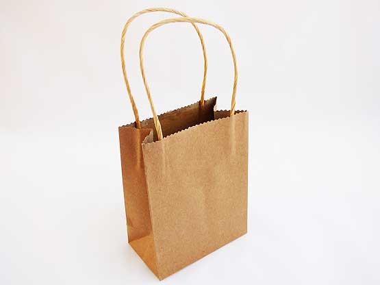 Brown Kraft Gift Bag