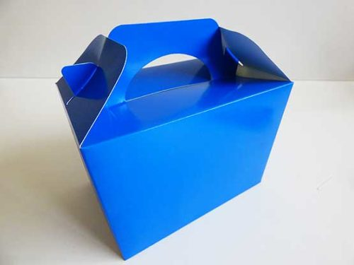Bright Blue Box
