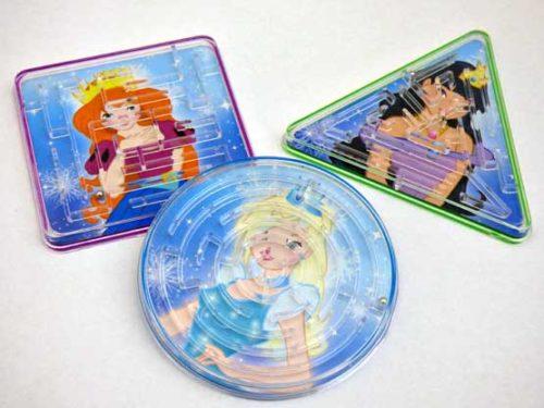 Ice Princess Maze