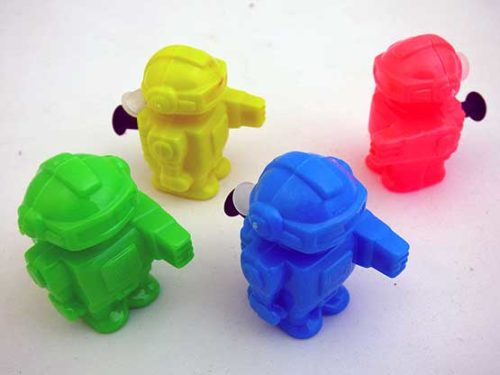 Mini Robot Water Shooter