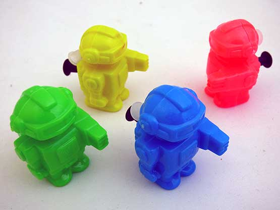 Mini Robot Water Shooter