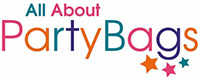 Party Bags and Party Bag Fillers | Buy Online at All About Party Bags Logo