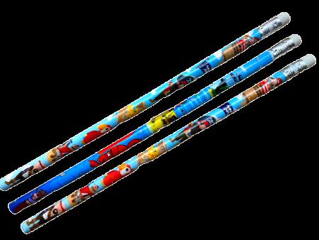 Pirate Pencil