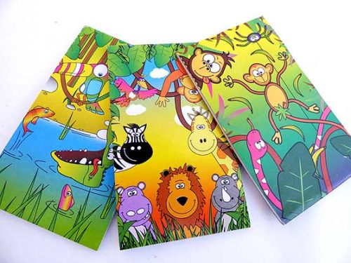 Jungle Japes Note Pad