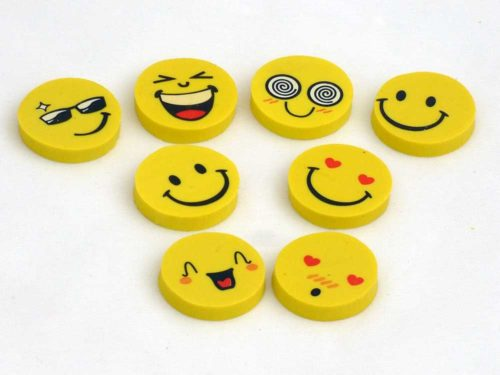 Mini Emoji Eraser