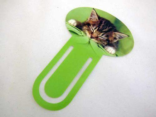 Kitten Cat Book Mark