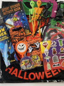 Halloween Party Fillers