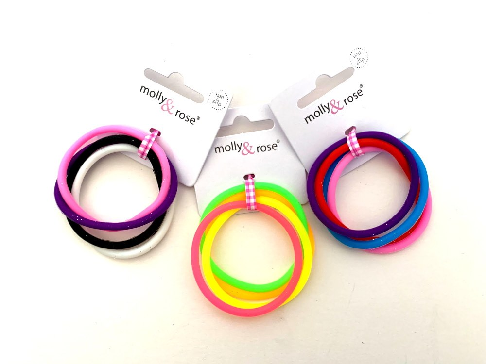 Molly and Rose Silicone Hair Band