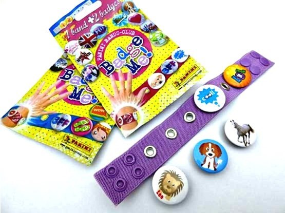 Badge Me Wrist Band Kit
