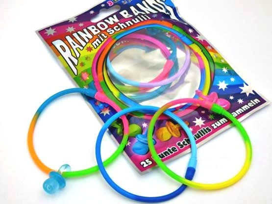 3 Rainbow Bands